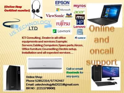Tous service iinformatique et bureau - All Informatics Products on Aster Vender