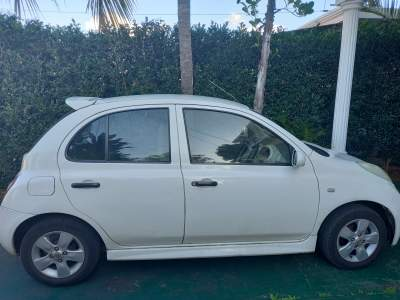 A VENDRE VOITURE NISSAN MARCH - Compact cars on Aster Vender