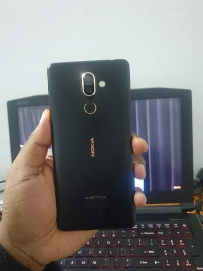 NOKIA 7 PLUS - Feature Phones (Nokia, ...) on Aster Vender