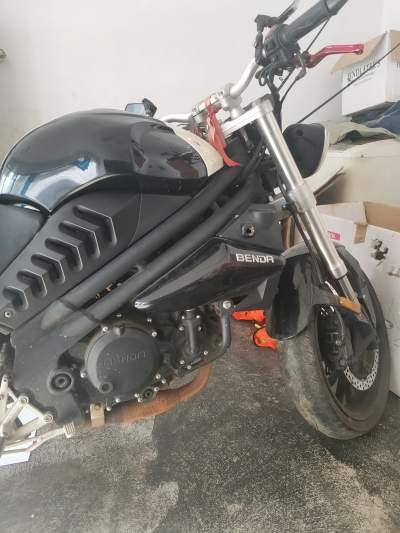 Benda fire Strike 250cc - Roadsters on Aster Vender