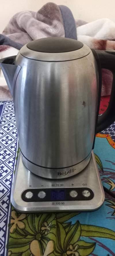Bel air kettle  - All household appliances on Aster Vender