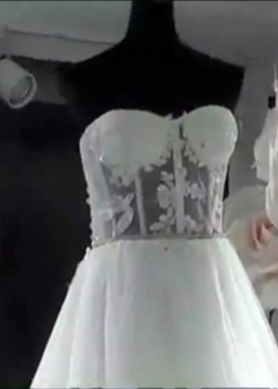 Robe de mariée  - Wedding clothes on Aster Vender