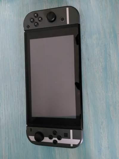 NINTENDOSWITCH(SMASHBROS EDITION)+GAMES - Nintendo Switch on Aster Vender
