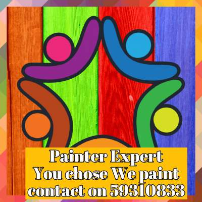 Painter expert - Home repairs & installation on Aster Vender