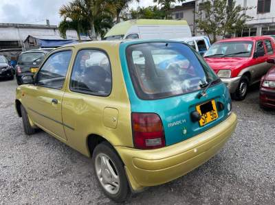 Nissan March AK11 Year 96 - Sport Cars on Aster Vender