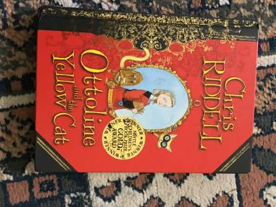 Ottoline and the yellow cat  - Fictional books on Aster Vender