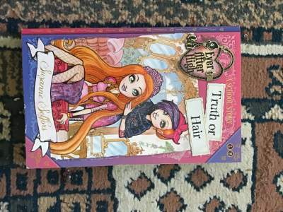 Ever after high  - Fictional books on Aster Vender