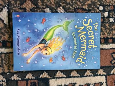 The secret mermaid  - Fictional books on Aster Vender