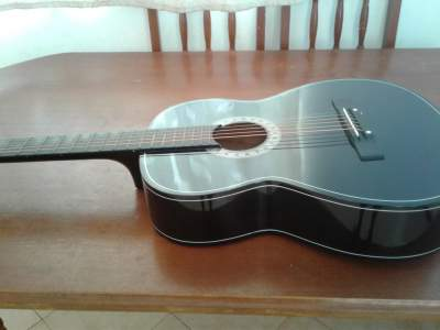 Guitar accoustique + etui - Accoustic guitar on Aster Vender