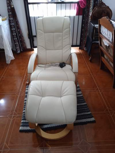 FAUX LEATHER ELECTRIC MASSAGE SOFA - Massage products on Aster Vender