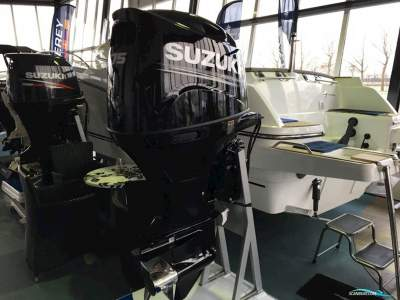 Slightly Used Suzuki 115HP 4-Stroke Outboard Motor Engine - Boat engines on Aster Vender
