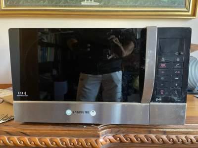 Samsung Microwave  - Kitchen appliances on Aster Vender