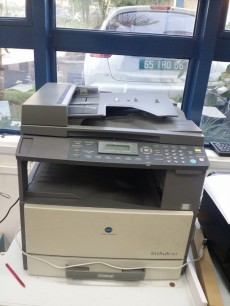 Selling a used printer - All Informatics Products on Aster Vender
