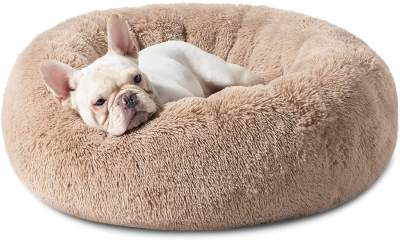 ANTI STRESS PET FLUFFY BED - Pets supplies & accessories on Aster Vender