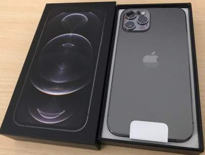 Apple iPhone 12 Pro Max - 128GB - iPhones on Aster Vender