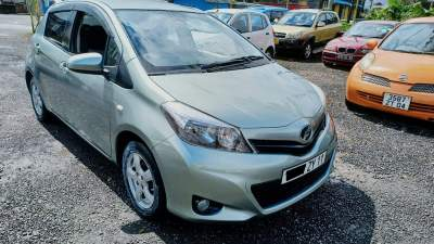 Toyota Vitz Year 11  - Compact cars on Aster Vender