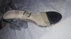 Clear heels - Classic shoes on Aster Vender