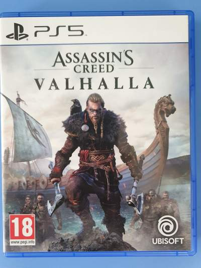 Assassin's Creed Valhalla(PS5) - Other Indoor Sports & Games on Aster Vender