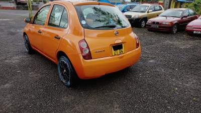 Nissan March Ak12  Year 04  - Compact cars on Aster Vender