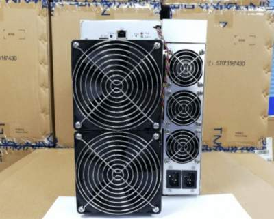 NEW  Bitmain Antminer S19 Pro 110TH Bitcoin ASIC Miner - Other PC Components on Aster Vender