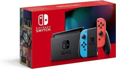 NINTENDO SWITCH + ACCESSOIRES ET JEUX - Nintendo Switch on Aster Vender