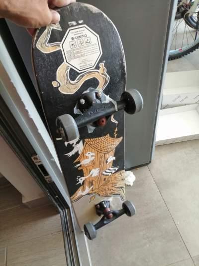 Skateboard - tony hawk - Roller skating on Aster Vender