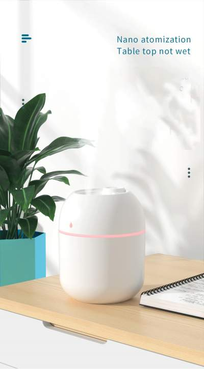 220ml Humidifier - Others on Aster Vender