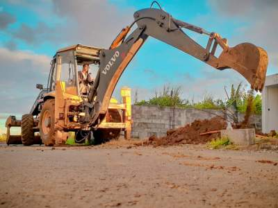 Jcb Volvo Bl 71  - Excavator & Loader on Aster Vender