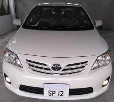 Sale - Toyota Corolla  - Family Cars on Aster Vender