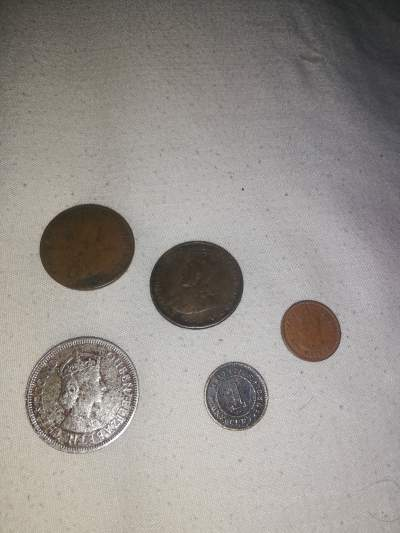 Coins  - Coins on Aster Vender