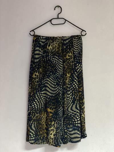 Leopard print skirt - Skirt on Aster Vender