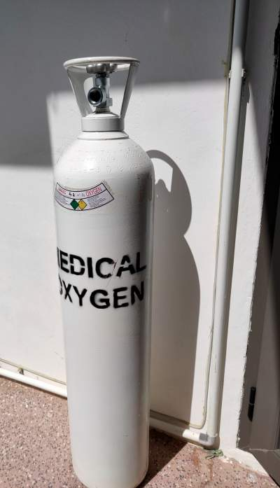Medical Oxygen tank - 25 Lts - Other Medical equipment on Aster Vender
