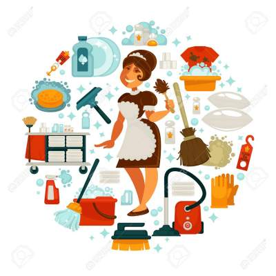 House cleaning - Cleaning services on Aster Vender