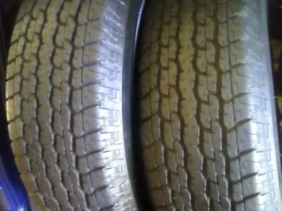 2-Bridgestone Tyres - 16