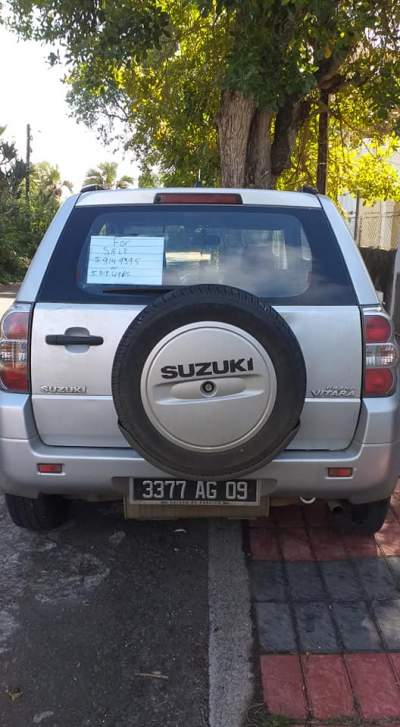 For sale Suzuki vitara - SUV Cars on Aster Vender
