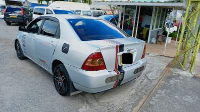 TOYOTA NZE Yr 01 - Family Cars on Aster Vender
