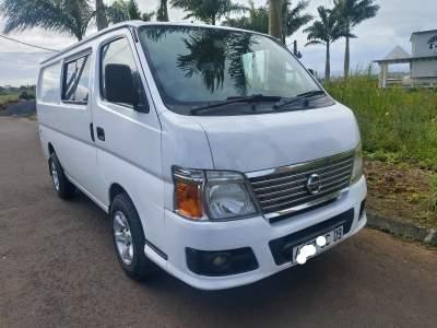 Goods vehicle - Cargo Van (Delivery Van) on Aster Vender