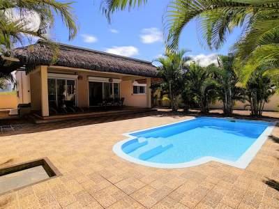 (Ref. MA7-040) A vendre - à Pointe aux Piments. Très belle villa R.E.S - House on Aster Vender