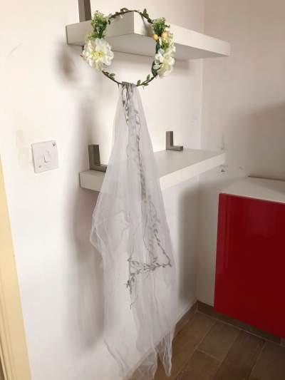 Wedding Hair accesories - Wedding Flowers on Aster Vender