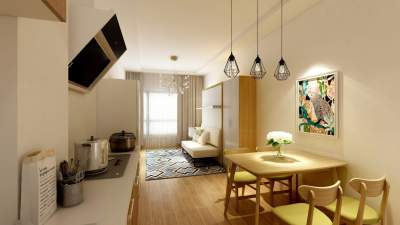 (Ref : MA7-555) Appartement au cœur du Smart & Happy Village - Apartments on Aster Vender