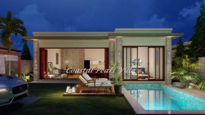 (Ref. MA7-424) Maison plain pieds contemporaine - House on Aster Vender