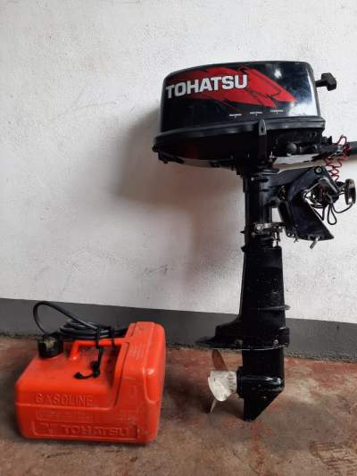 Tohatsu Boat Engine - Boat engines on Aster Vender
