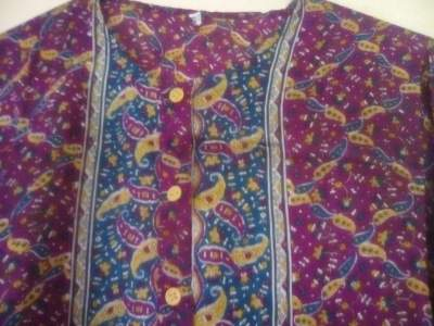 Pure Silk Blouse - Tops (Women) on Aster Vender