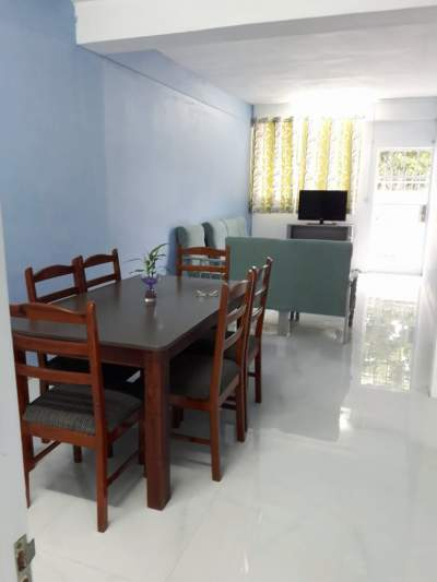 Fully equipped 2 bedroom apartment for rent at Vacoas  - Apartments on Aster Vender