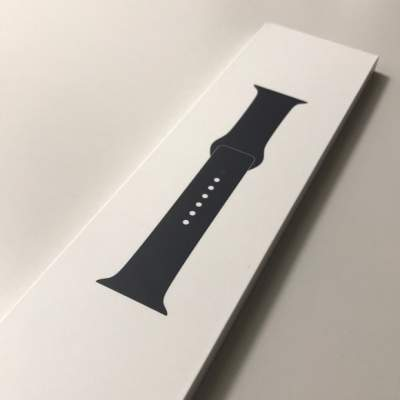 Apple Watch 44mm Black Sport Band - All Informatics Products on Aster Vender