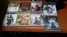 A vendre Rs500 ene game PS3 (Disponible 8) - PlayStation 3 Games on Aster Vender