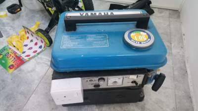 Generator yamaha - Other parts on Aster Vender