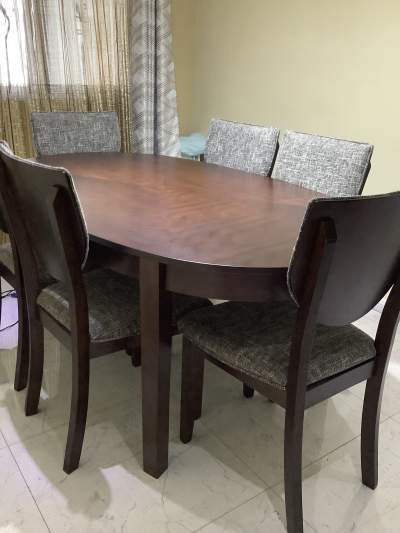 Dining table set - Table & chair sets on Aster Vender