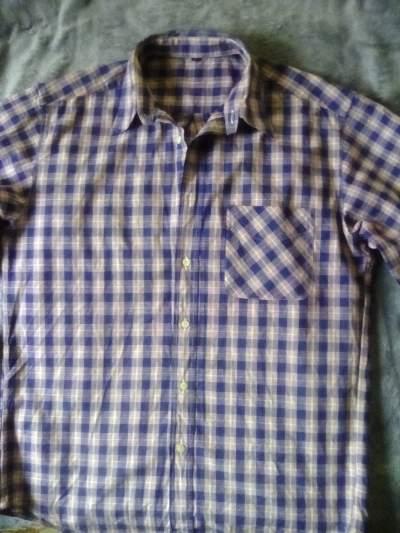Pure Cotton Shirts - Shirts (Men) on Aster Vender