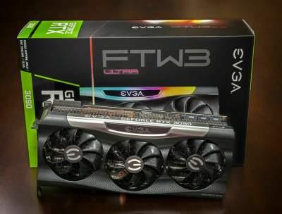 NON LHR GEFORCE RTX 3090, RTX 3080, RTX 3080 TI, RTX 3070, RTX 3060 TI - Graphic Card (GPU) on Aster Vender